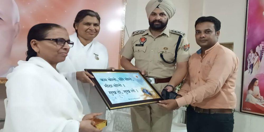 Raksha Bandhan programe at Patran